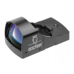 VISOR DOCTER SIGHT II PLUS NEGRO 7.0