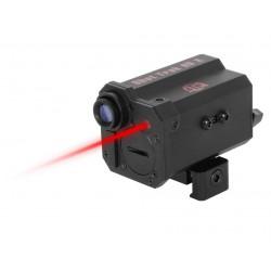 CAMARA CON LASER SHOT TRACK-X HD
