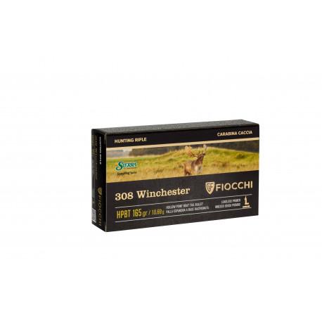 308 WINCHESTER 165 g G.KING HPBT