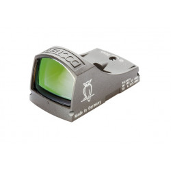 VISOR DOCTER SIGHT C GRIS ACERO