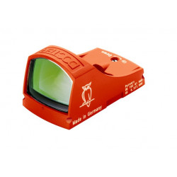 VISOR DOCTER SIGHT C NARANJA
