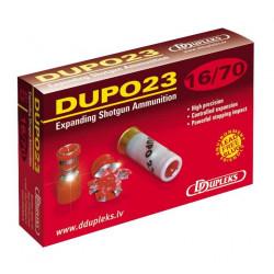 DUPO23-MUNICIÓN EXP. ACERO C.16/70-23 -D.Exp.28mm