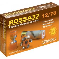 ROSSA32-MUNICIÓN EXPANSIVA ACERO C.12/70-32g-D.Exp.27mm