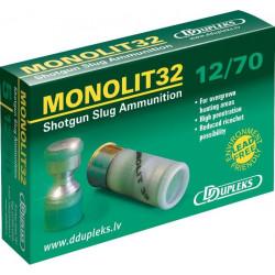 MONOLIT32 MAGNUM-MUNICIÓN ACERO MAGNUM C.12/70-32g