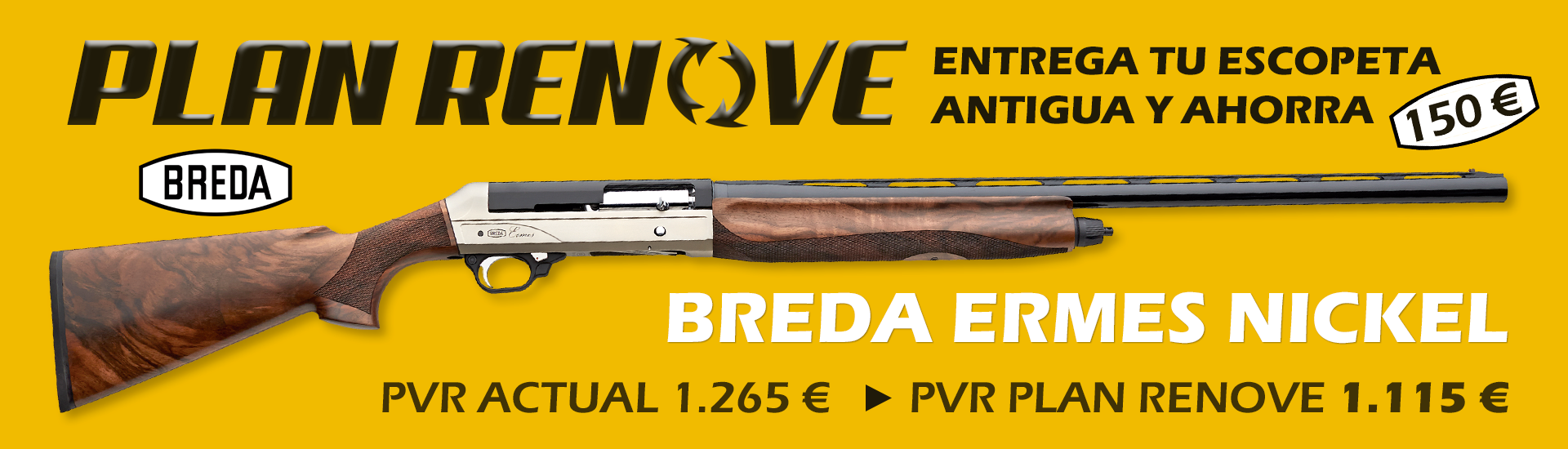 Plan Renove Breda Ermes Nickel