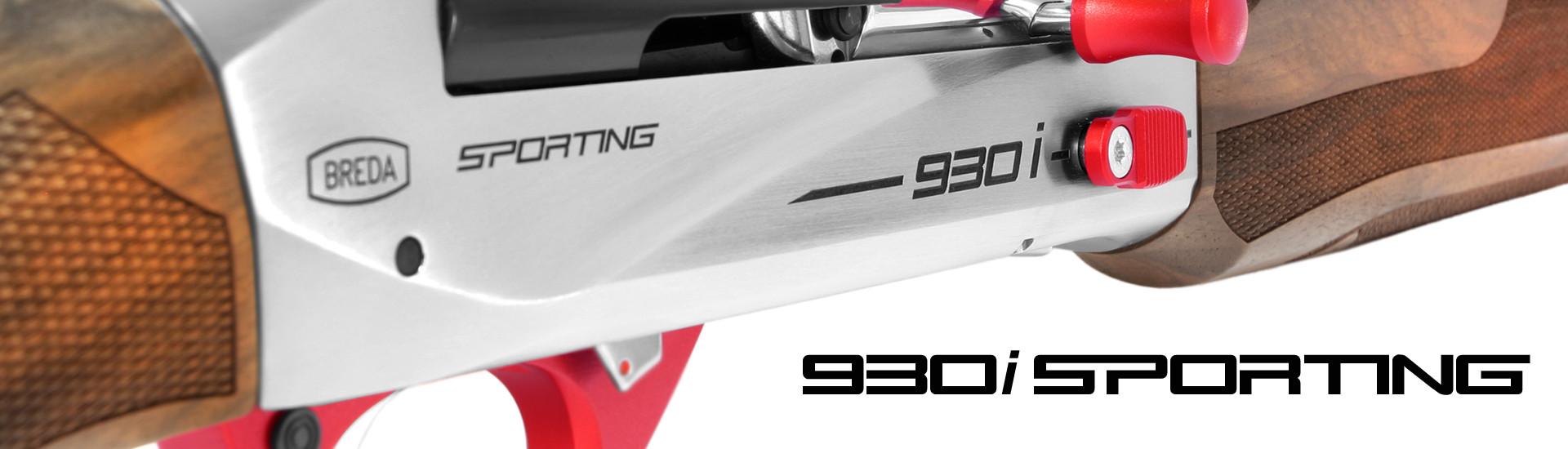 Breda 930i Sporting